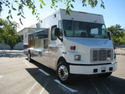 Food Truck - Propane and Fire Safety