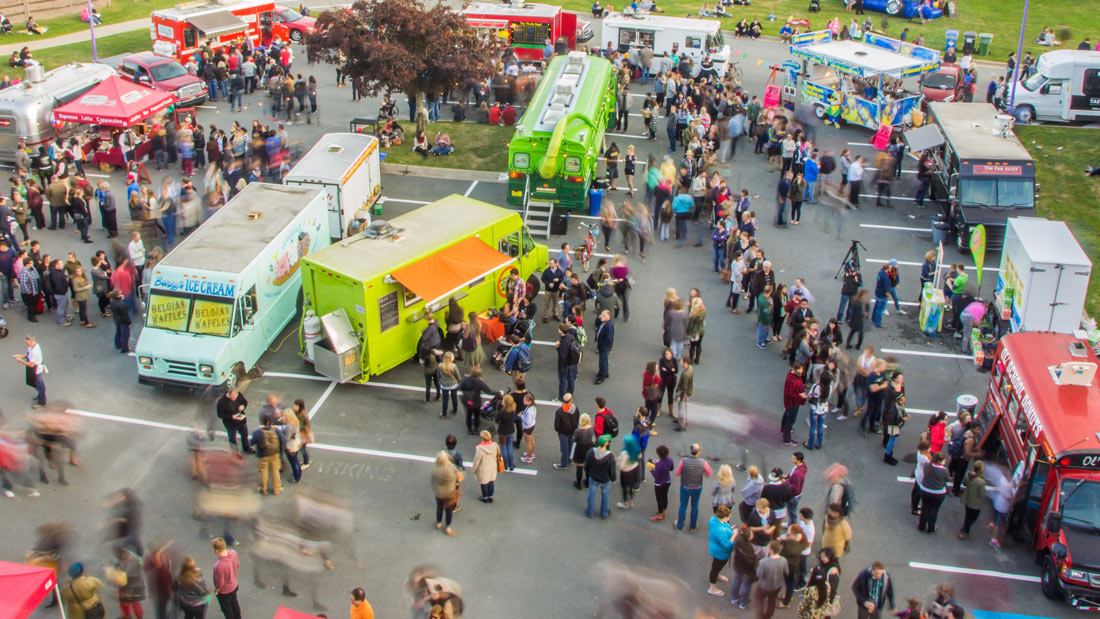 Food Truck Party Halifax